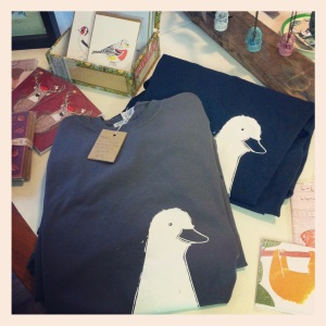 Ducky Goosey T-shirts