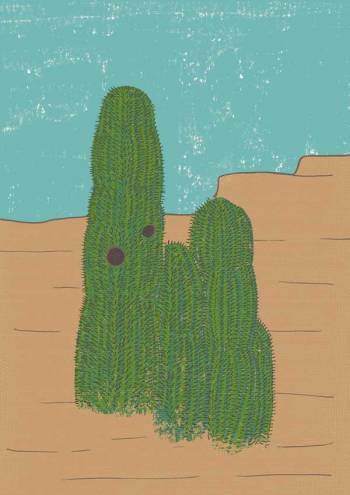Cacti-and-Bird